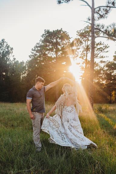 Aim True Photography, North Carolina Photographer, North Carolina Wedding Photographer, Raleigh, Durham, Fayetteville, Reclamation Dress, Couples