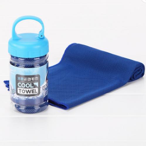 2 Pack - Cool towel - Ice Towel -  ijshanddoek - 30x100cm