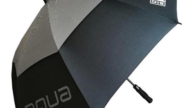 Big Max Golfparaplu Aqua UV Grijs