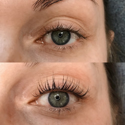 Wimpernlifting 3