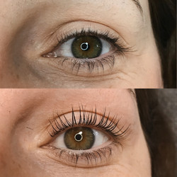 Wimpernlifting 8