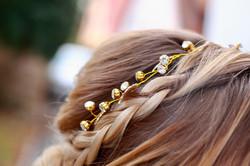 Braut Hairstyling Svenja