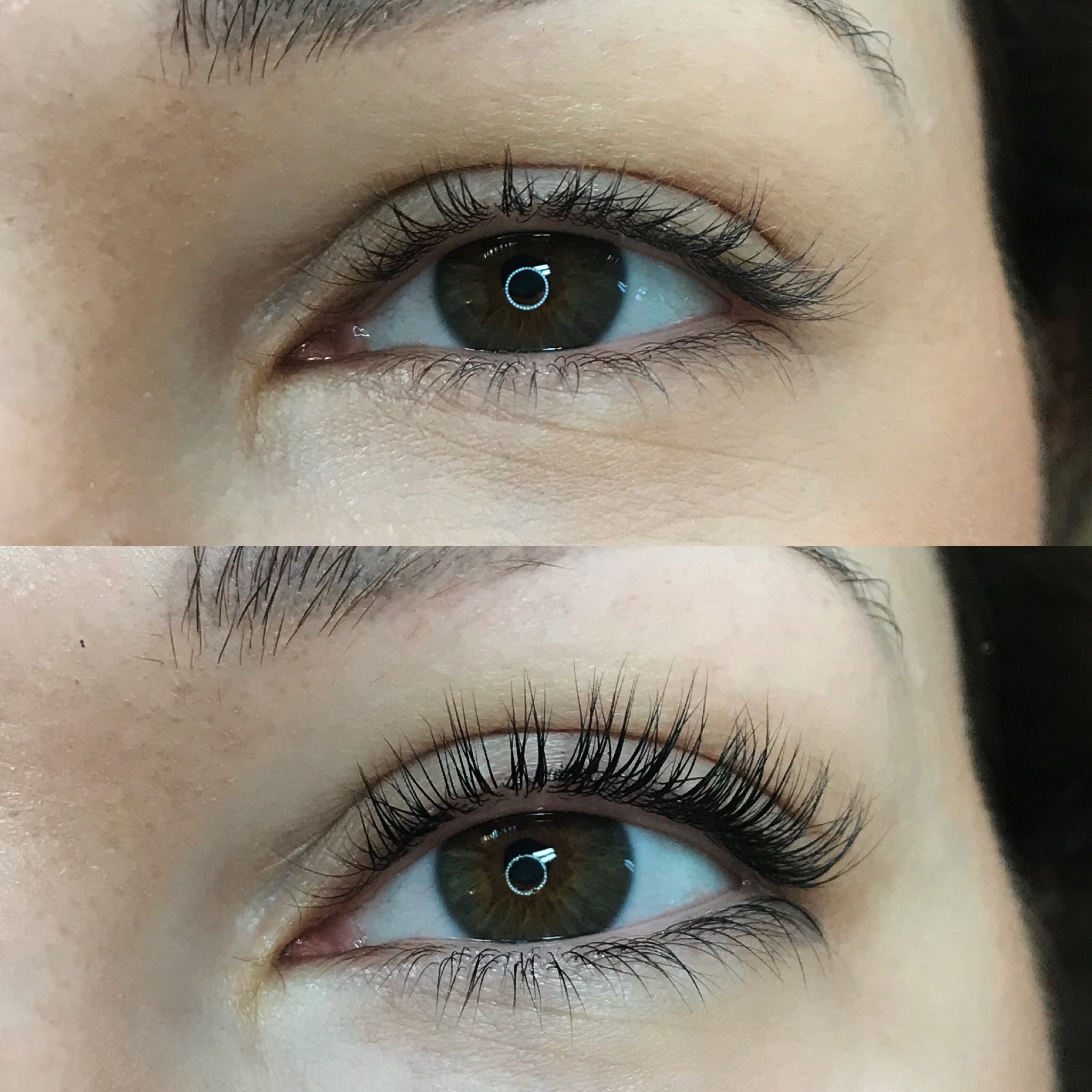 Wimpernlifting 2
