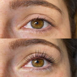 Wimpernlifting 6