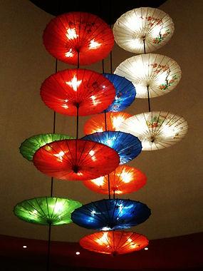 Spotlight Film Productions Japanese Upside Down Umbrellas Image