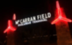 Spotlight Film Productions Mc Carran Field Neon Image