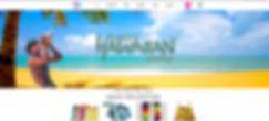 Spotlight Film Productions Web Site Design Slade's Hawallan Store Image
