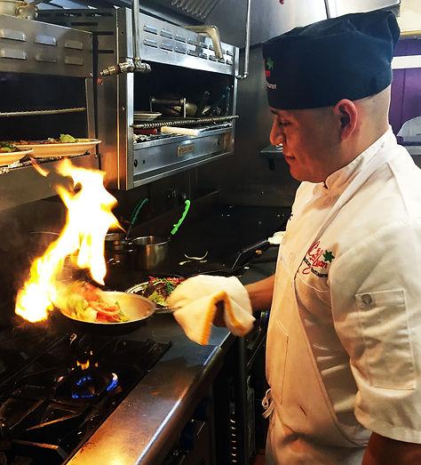 Casa Don Juan Mexican Restaurant Las Vegas Chef Image