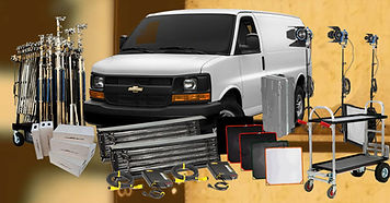 1 Ton Lighting and Grip Truck Image