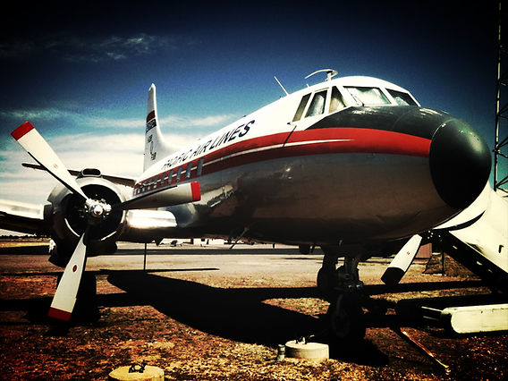 Spotlight Film Productions Pacific Air Lines Image