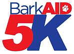 BarkAID 5K Run Logo Image