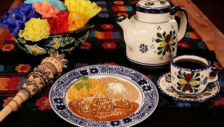 Casa Don Juan Mexican Restaurant Las Vegas Chicken Mole Image
