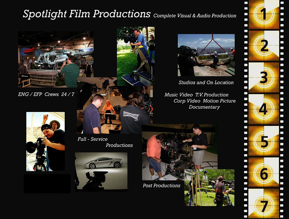 Spotlight Film Productions Image