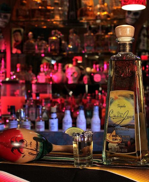 Casa Don Juan Mexican Restaurant Las Vegas Tequila Image