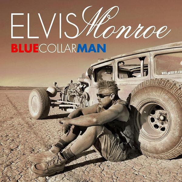 Country Singers Concert Venue Elvis Monroe Blue Coller Man Album Image