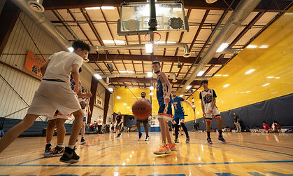 Spotlight Film Productions Tarkanian Basketball Academy and Knick's Game Image