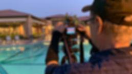 Club Ridges Pool Spotlight Film Productions/Spectra Productions Image