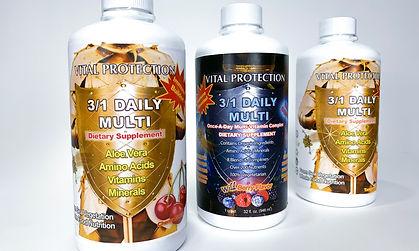 Vital Protection Vitamins Product Spotlight Film Productions Image