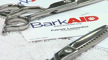 BarkAID Business Card Image