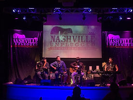 Country Singers Concert Venue  Nashville Unplugged Image