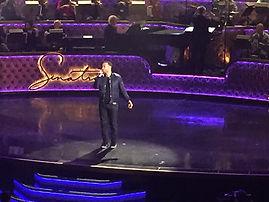 Spotlight Film Productions Frank Sinatra 100th Birthday Celebration Show on CBS