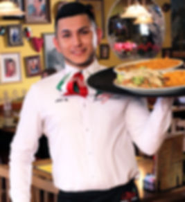 Casa Don Juan Mexican Restaurant Las Vegas Waiter Image