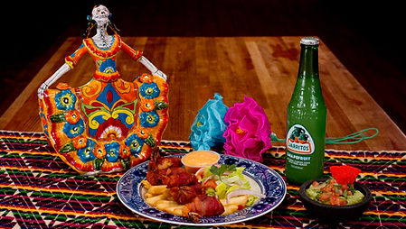 Casa Don Juan Mexican Restaurant Las Vegas Bacon Wrap Shrimp Image