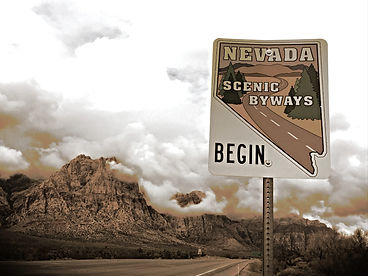 Spotlight Film Productions Red Rock Scenic Route Image