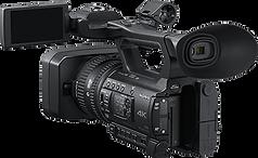 Spotlight Film Productions Sony PXW Z-150 4K Ultra HD Image