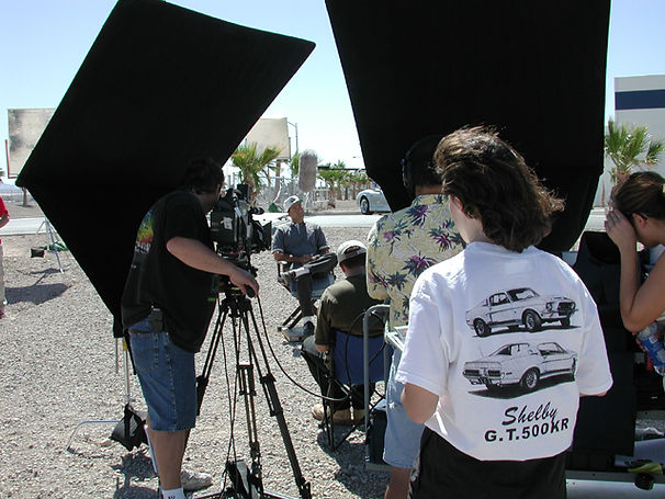 Spotlight Film Productions Shelby American Image
