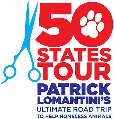 BarkAID 50 State Tour Logo Image