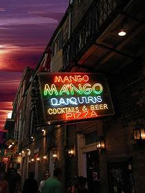 Spotlight Film Productions New Orleans Neon Sunset Image
