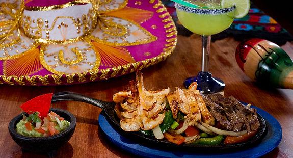 Casa Don Juan Mexican Restaurant Las Vegas Fajitas Image