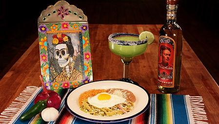 Casa Don Juan Mexican Restaurant Las Vegas Chorizo Eggs Image