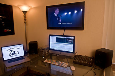 Post Production Editing in Las Vegas, NV