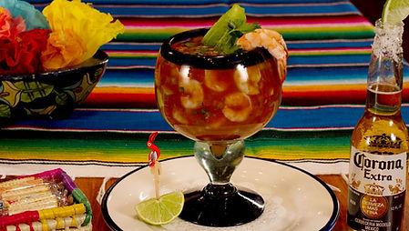 Casa Don Juan Mexican Restaurant Las Vegas Shrimp Cocktail Image