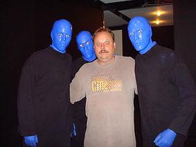 Spotlight Film Productions Blue Man Group Image