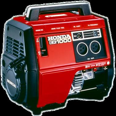 Spotlight Film Productions Portable Honda EX1000 Generator Image