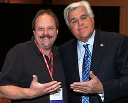 Spotlight Film Productions Jay Leno Image