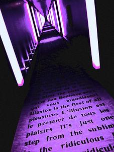 Spotlight Film Productions Hallway Of Words Image