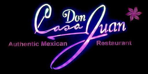 Casa Don Juan Authentic Mexican Restaurant Logo Image