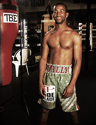 Spotlight Film Productions Boxing Hally Image
