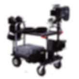 Spotlight Film Productions Cine Magliner/Rubber Maid Sevice Cart  ​Image