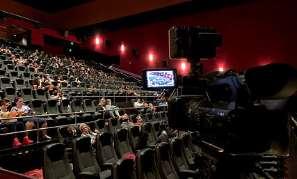 Spotlight Film Productions Audience Reaction at Regal Theaters Image