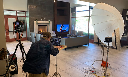 Club Ridges Lobby Spotlight Film Productions/Spectra Productions Image