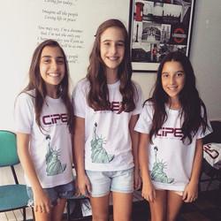 Lindas! #girlpower 👊🏻