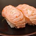 Mentaiko Salmon Nigiri
