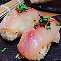 Sea Bass Nigiri