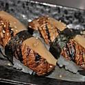 Grilled Portobello Mushroom Nigiri