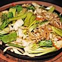 Wok-Tossed Vegetables